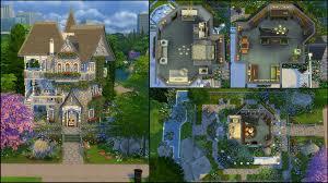 Castle Green Floor Plan by The Sims 4 Gallery Spotlight Simsvip