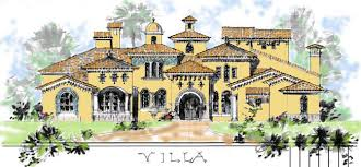 mediterranean style mansions luxury homes plans