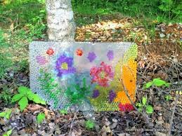 Garden Crafts To Make - wait don u0027t toss your old cookie sheet before you see these