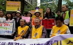 Comfort Women Japan The Horrific Story Of Korea U0027s U0027comfort Women U0027 Forced To Be