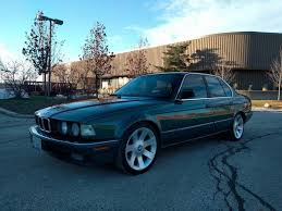 1990 bmw 7 series 1990 bmw 7 series cars for sale