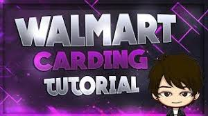 tutorial order barang carding download walmart carding videos dcyoutube