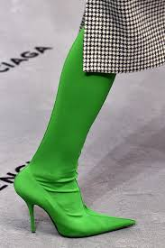 the craziest most fabulous shoes on the runway in 2017 crocs