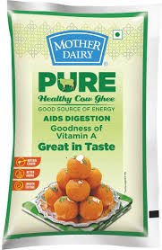 https www amazon in mother dairy cow ghee 1l dp