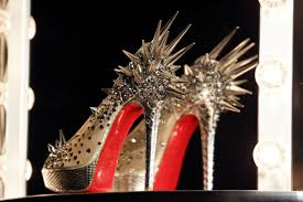 louboutin red soles inspire women to paint their own shoes huffpost