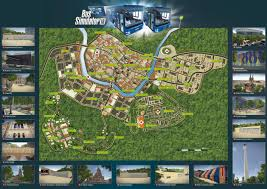 Map My Driving Route by Bus Simulator 16 Be My Bus