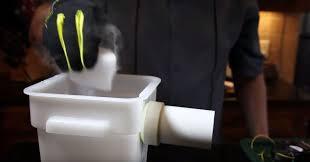 halloween fog machine how to make a dry ice powered mini fog machine the geek pub