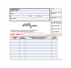 bill of lading pdf auto transport bill of lading form best