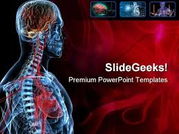 free medical powerpoint templates heart images