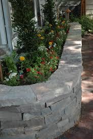 Raised Patio Planter by Plantings Aspen Landscape Inc