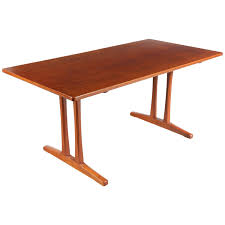 shaker dining room shaker dining table c18 designed by børge mogensen and f d b