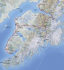 Healy Alaska Map by To Do U2013 Profoundly Ordinary