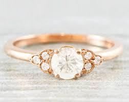 engagement rings uk engagement rings etsy uk