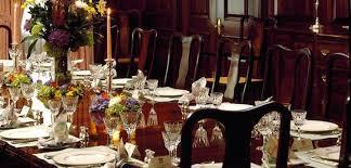 fancy dinner table setting fancy dinner table set for