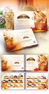 dm2agency christmas cake catalog design by webdesigner1921 on