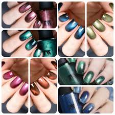 masura magnetic nail polish english version youtube