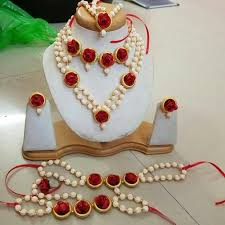 flower jewellery flower jewellery wholesale trader from udaipur