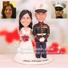 marine cake toppers affordable custom cake topper items now at fundeliver