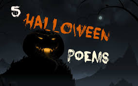 poems about halloween