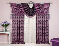 furniture contemporary curtains design with unique modern new