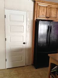 how to build a cabinet around a refrigerator building kitchen pantry on a budget
