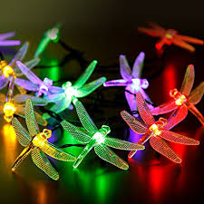 Outdoor Solar Christmas Lights - best camping lights for lighting your campsite camping for foodies
