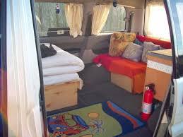 mitsubishi delica interior mitsubishi delica camper image 70