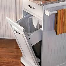 kitchen island trash bin kitchen island trash can holder modern kitchen island design