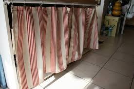 rideau porte cuisine meuble avec rideau coulissant pour cuisine marque generique buffet