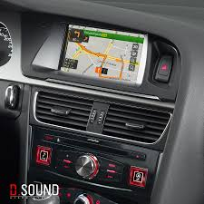 alpine x701d a navigation system for audi a4 a5 and q5