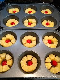 gluten free pineapple upside down cupcake recipe sabrina u0027s