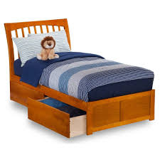 twin xl bed frame solid wood home design ideas
