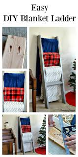 Big Lots Bakers Rack Blanket Ladder Hero Jpg