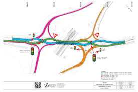 Indianapolis In Map Indot Campus Parkway Interchange Exit 210