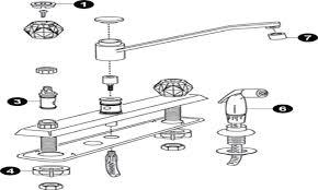 Moen Kitchen Faucets Repair Moen Kitchen Sink Faucet Parts Moen Kitchen Faucet Parts Diagram