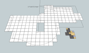 floor layout planner digitile use a sketchup model to layout estimate and build a