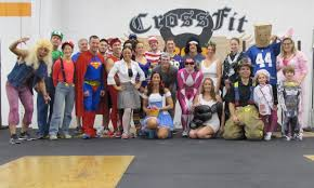 crossfit 203 blog archive bonus point and halloween wod pics