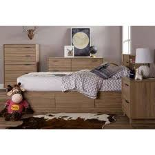 Bedroom With Oak Furniture Rustic Oak Kids Beds U0026 Headboards Kids Bedroom Furniture The