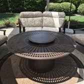 Tropitone Fire Pit by The Patio U0026 Fire Place 67 Photos Furniture Stores 3189