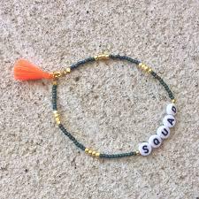 beads bracelet diy images Pulseira feminina charms tassel jewelry bracelet wrap tassel boho jpg