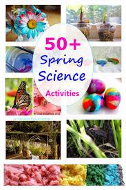 50 spring science activities preschool powol packets