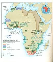 Gabon Africa Map by Pre Scramble Africa Histories Of Dreams And Catastrophe