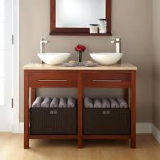 bathroom towel storage ideas tube glass parfume bottle metal