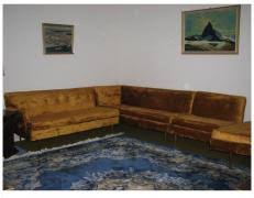 Vintage Sectional Sofa Cost To Ship Vintage Sectional Sofa 3 Piece Gold Color From