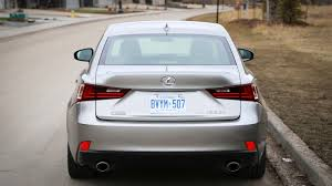lexus is300 tail lights 2016 lexus is 300 awd test drive review
