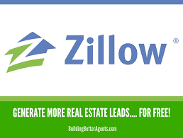 how to get more real estate leads on zillow at no cost to you