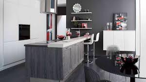cuisine bois gris moderne cuisine bois gris luxe cuisine équipée grise bois moderne filipen