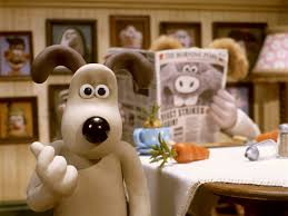 wallace gromit pictures posters videos