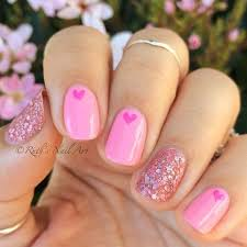 best 25 heart nail designs ideas only on pinterest heart nails