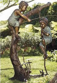 133 best boy and garden statues images on garden